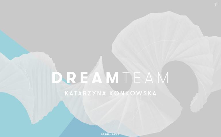 DreamTeam Katarzyna Konkowska