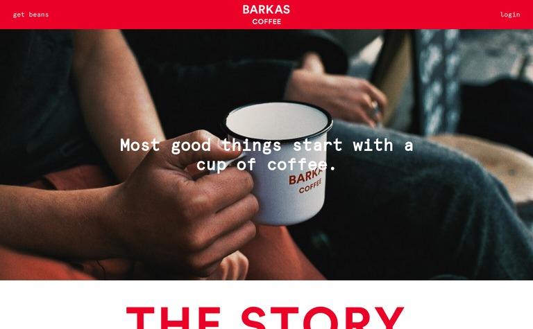 Barkas Coffee