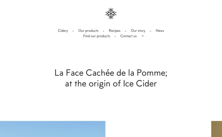 La Face Cachée de la Pomme
