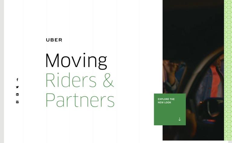 Uber Brand Experience