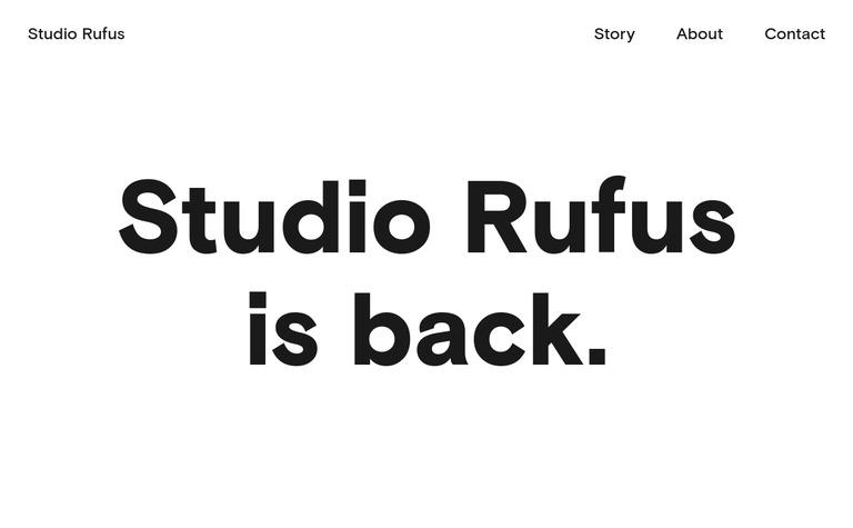 Studio Rufus