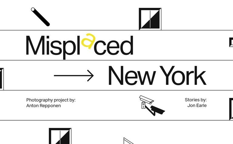Misplaced — New York