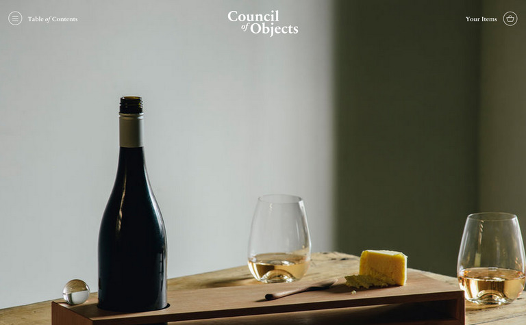 Council Of Objects