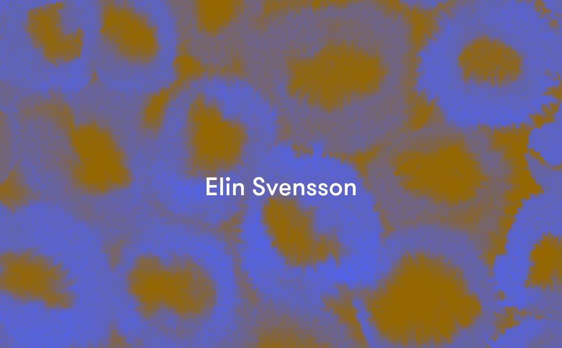 Elin Svensson