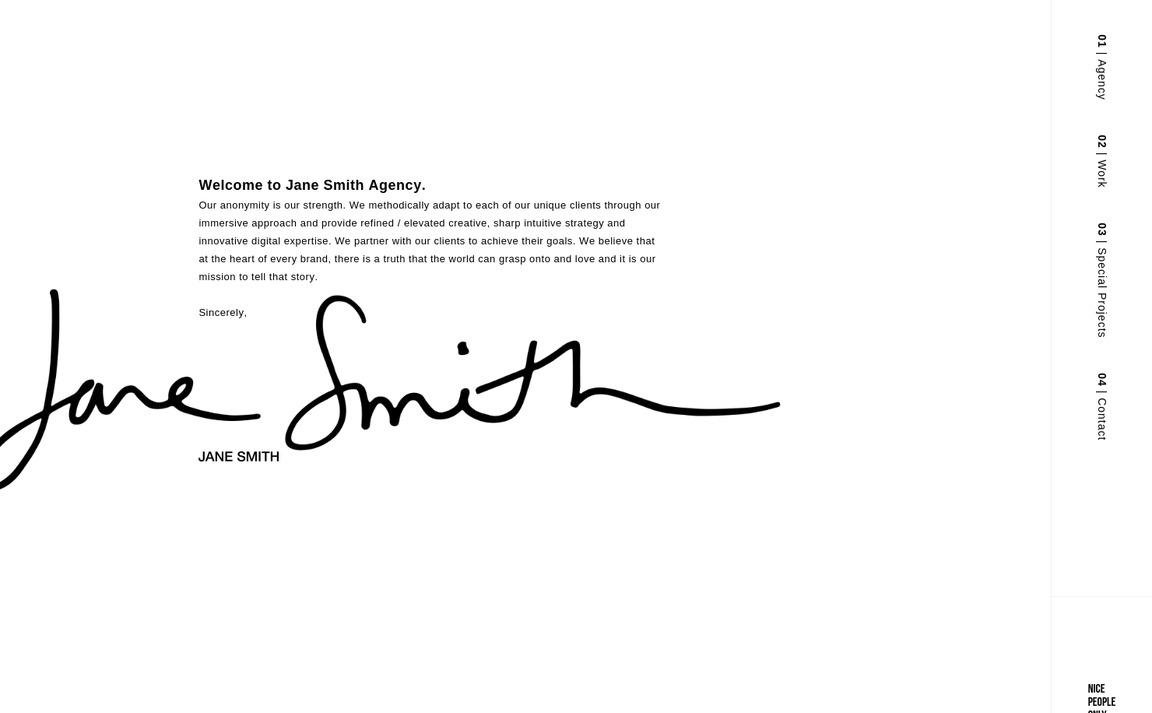 Jane Smith Agency