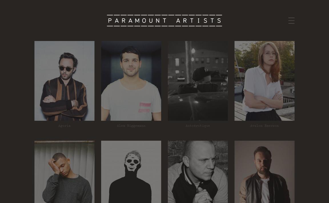 Paramount Artists
