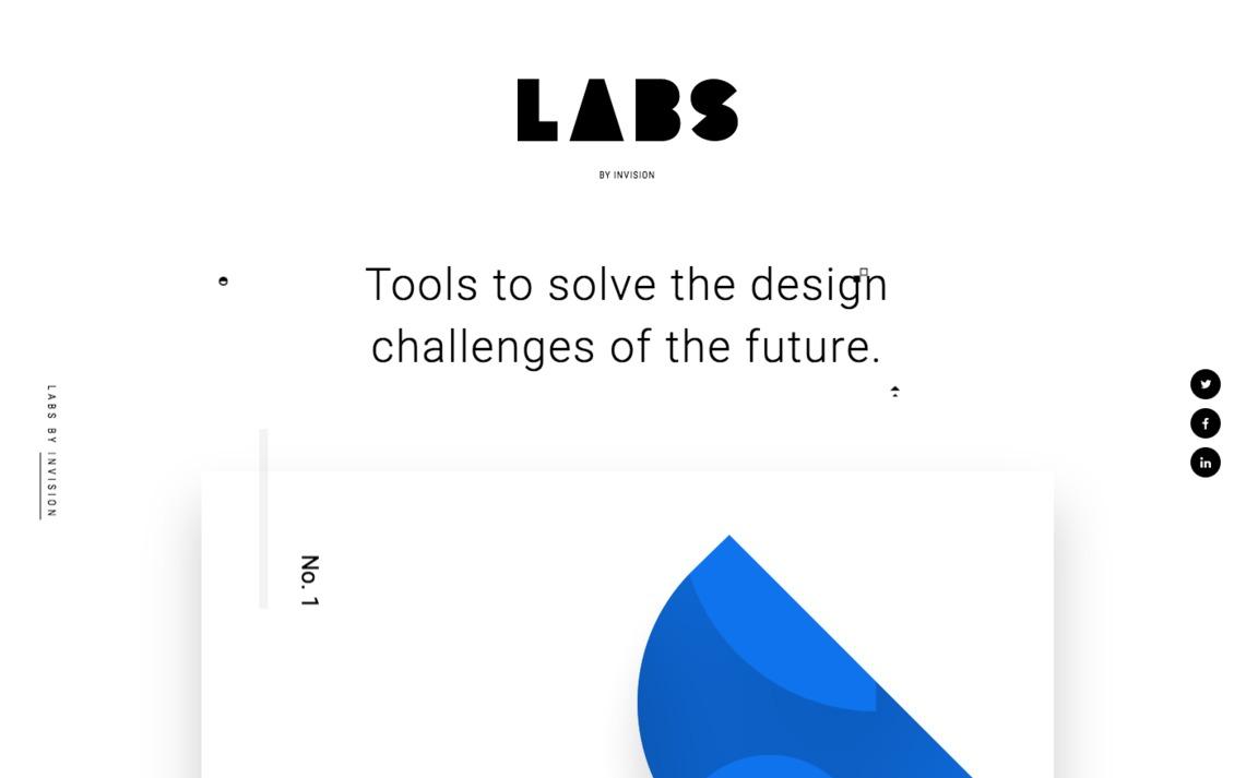 InVision — Labs