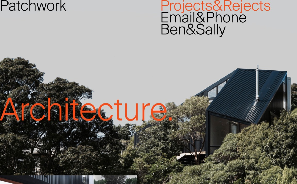 Patchwork Architecture