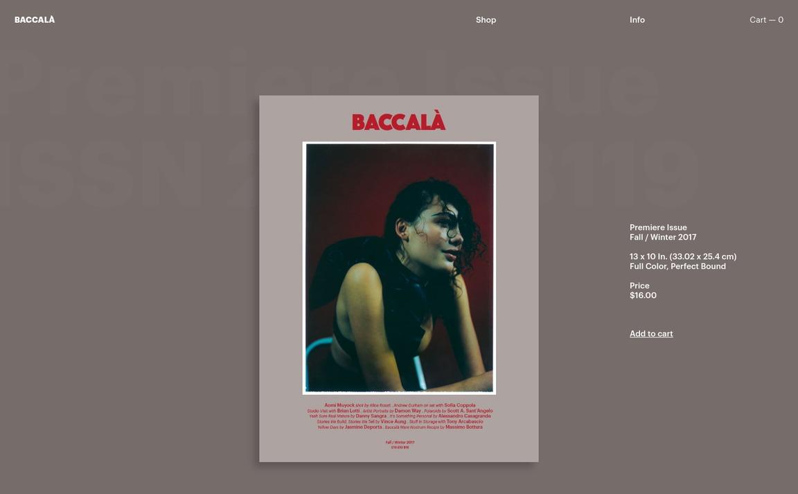 Baccalã