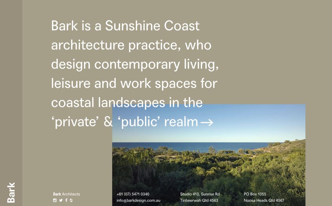 Bark Architects