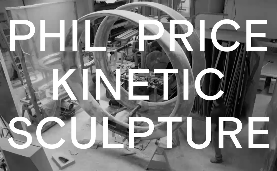 Phil Price Kinetic Sculpture