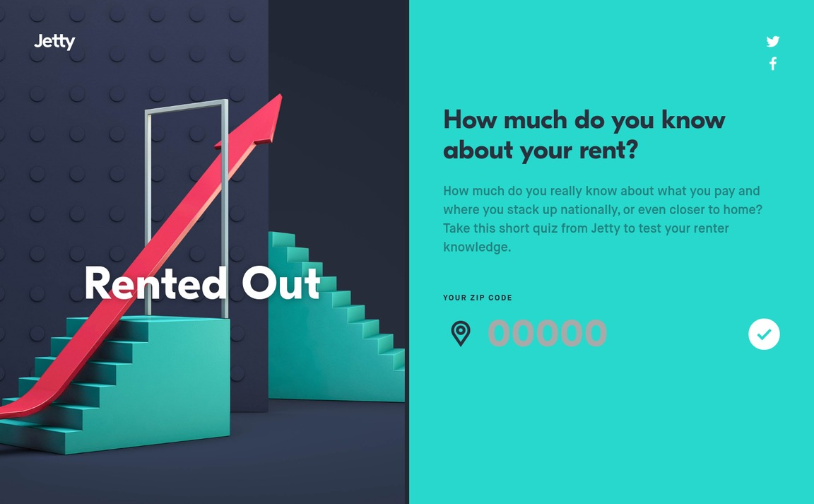 Jetty — Rented Out