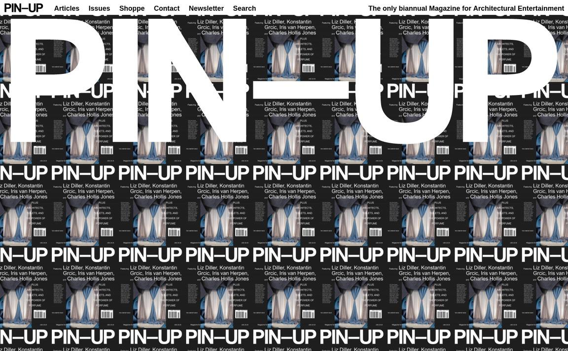 PIN–UP Magazine