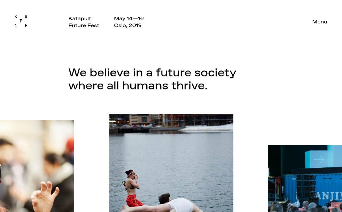 Katapult Future Fest 2018