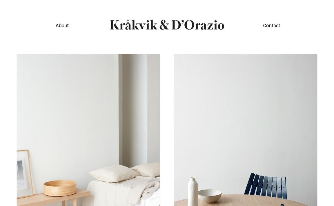 Kråkvik & D'Orazio