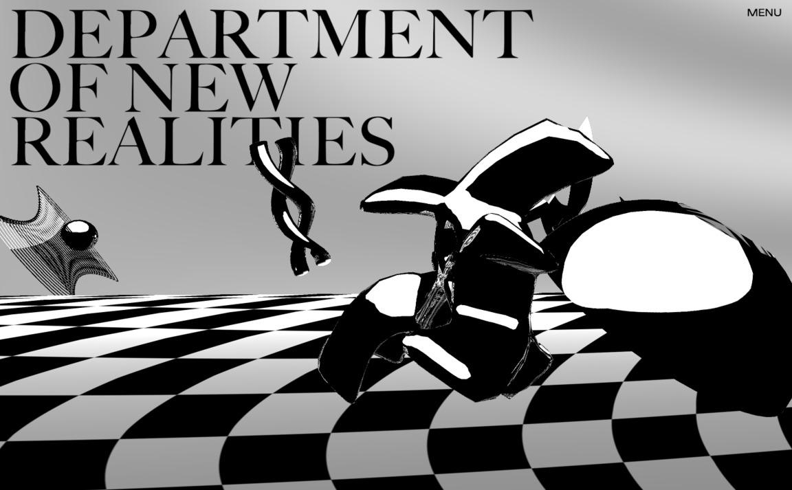 Department of New Realities