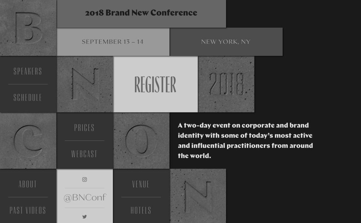 Brand New Conference — 2018
