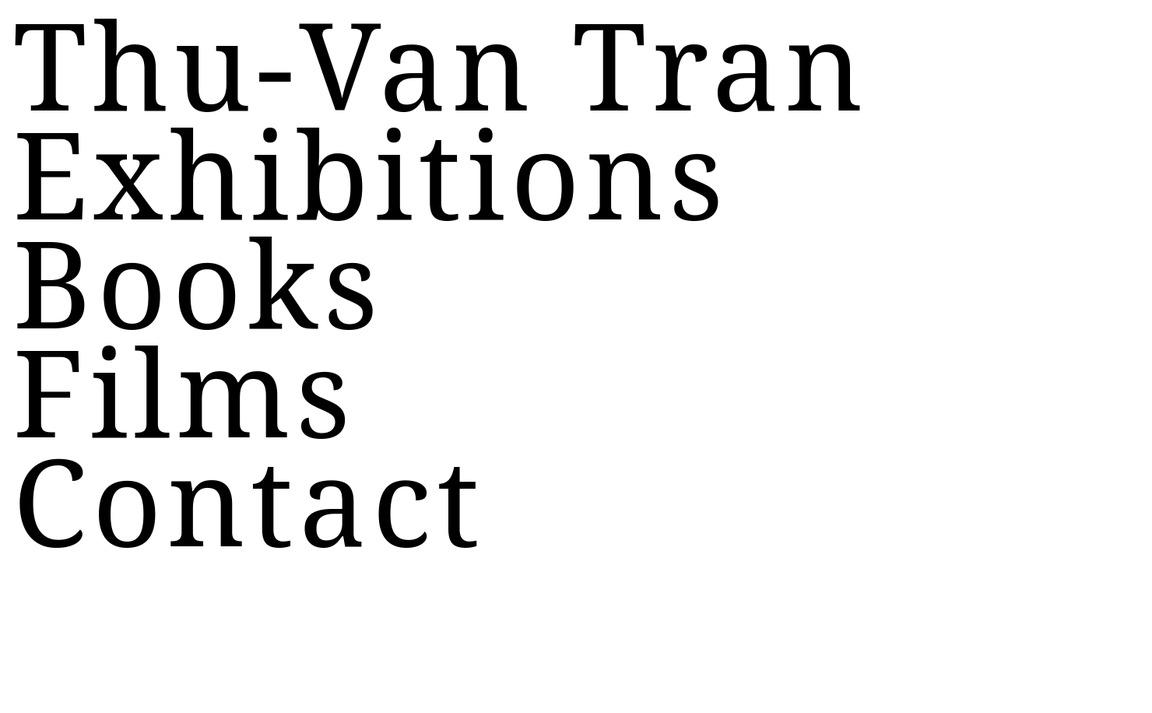 Thu-Van Tran
