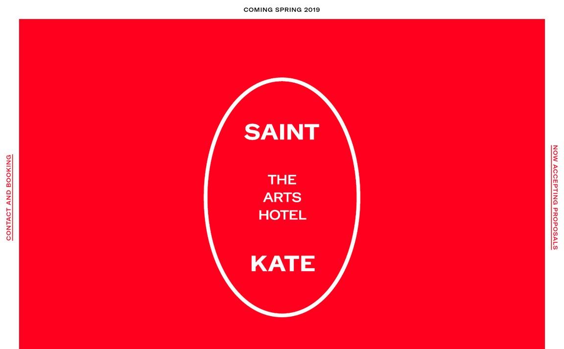 Saint Kate