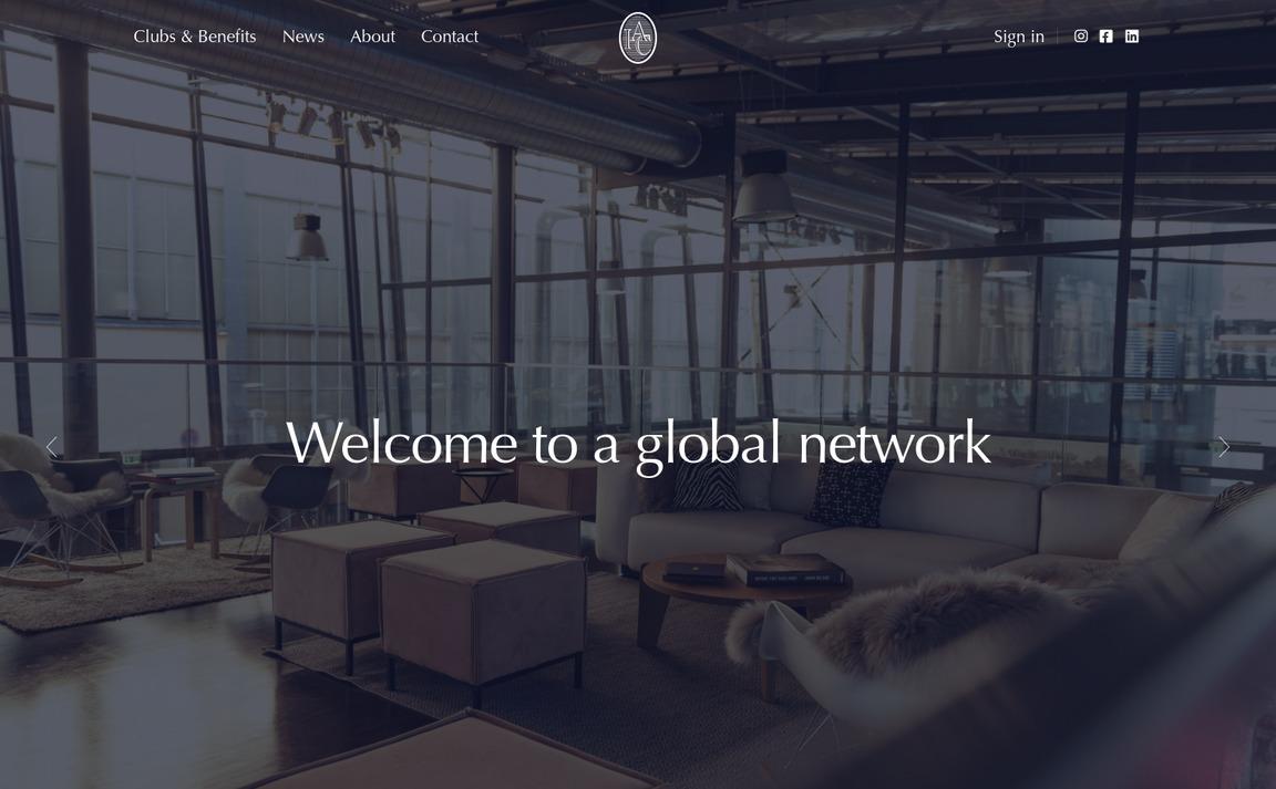 International Associate Clubs