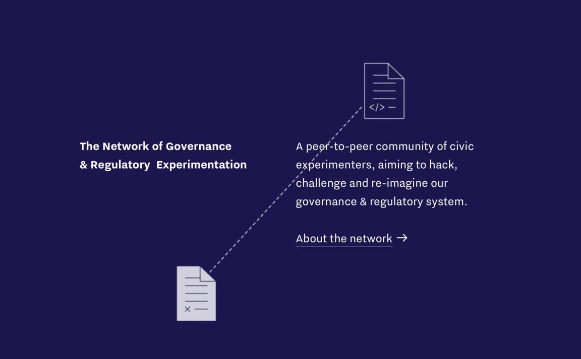 The Network of Governance and Regulatory E…