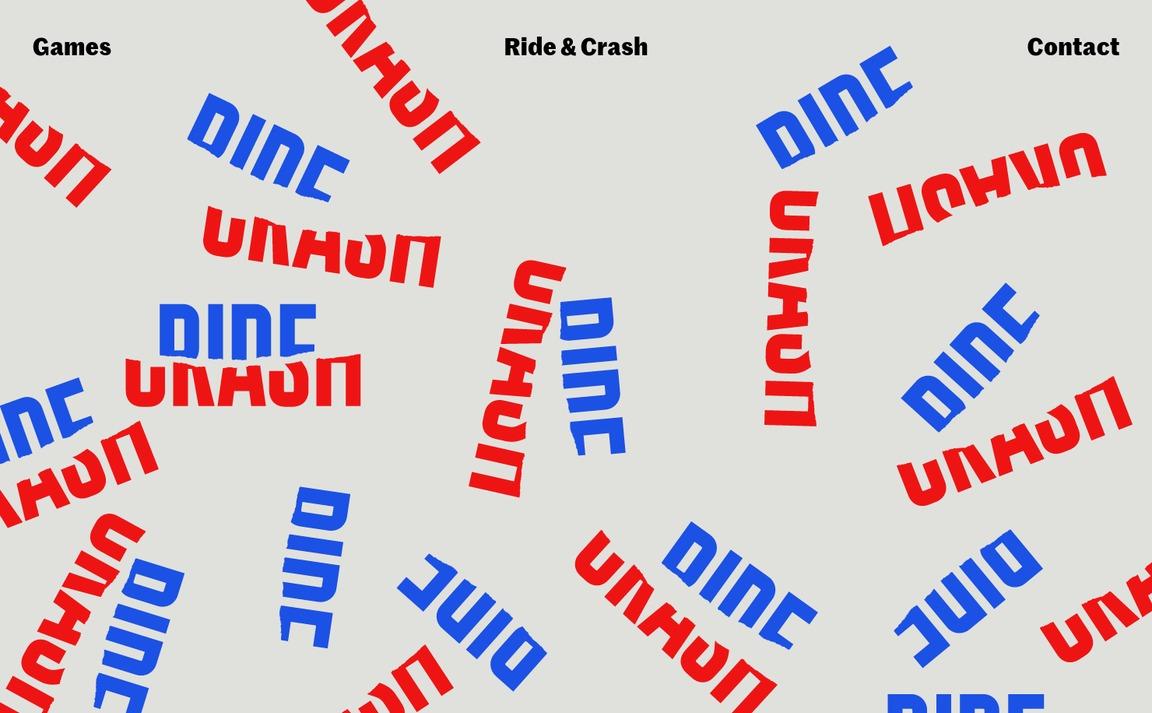 Ride and Crash