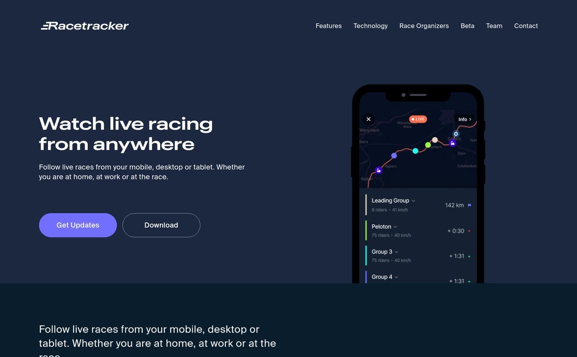 Racetracker