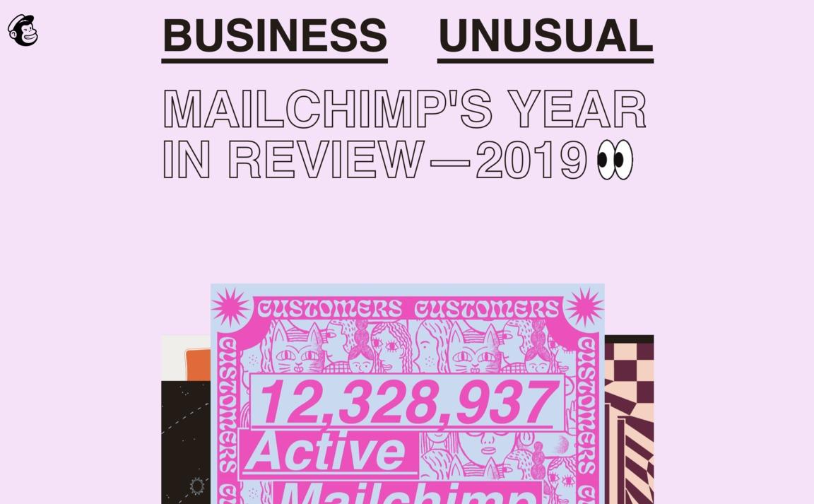 Mailchimp — Annual Report 2019