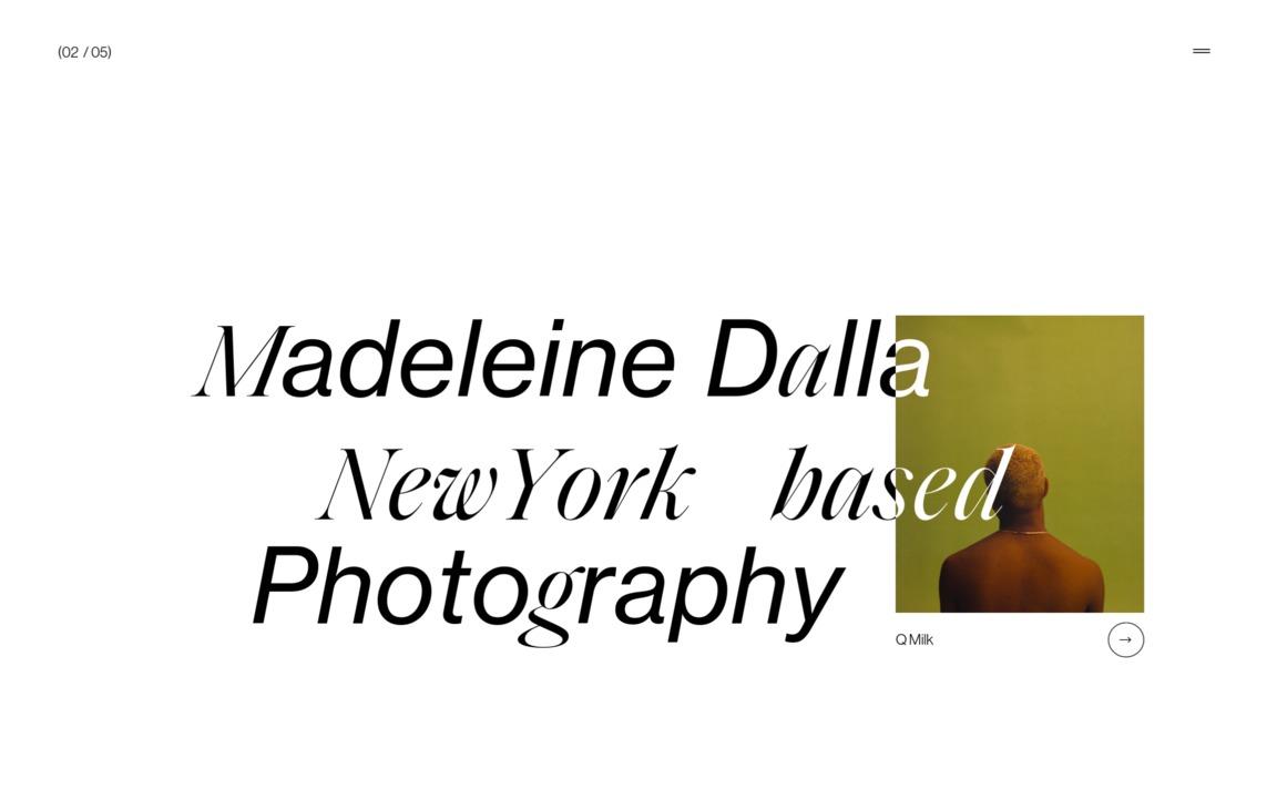 Madeleine Dalla