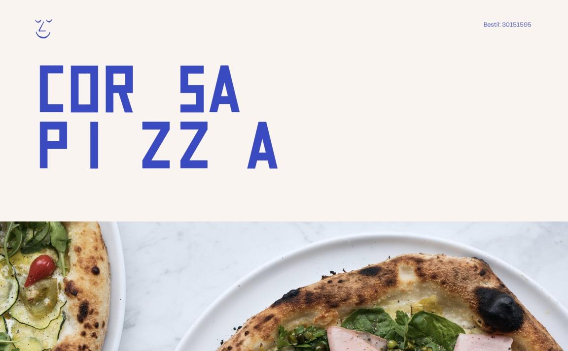 Corsa Pizza