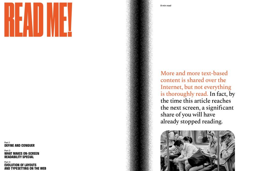 Read Me: Magazine