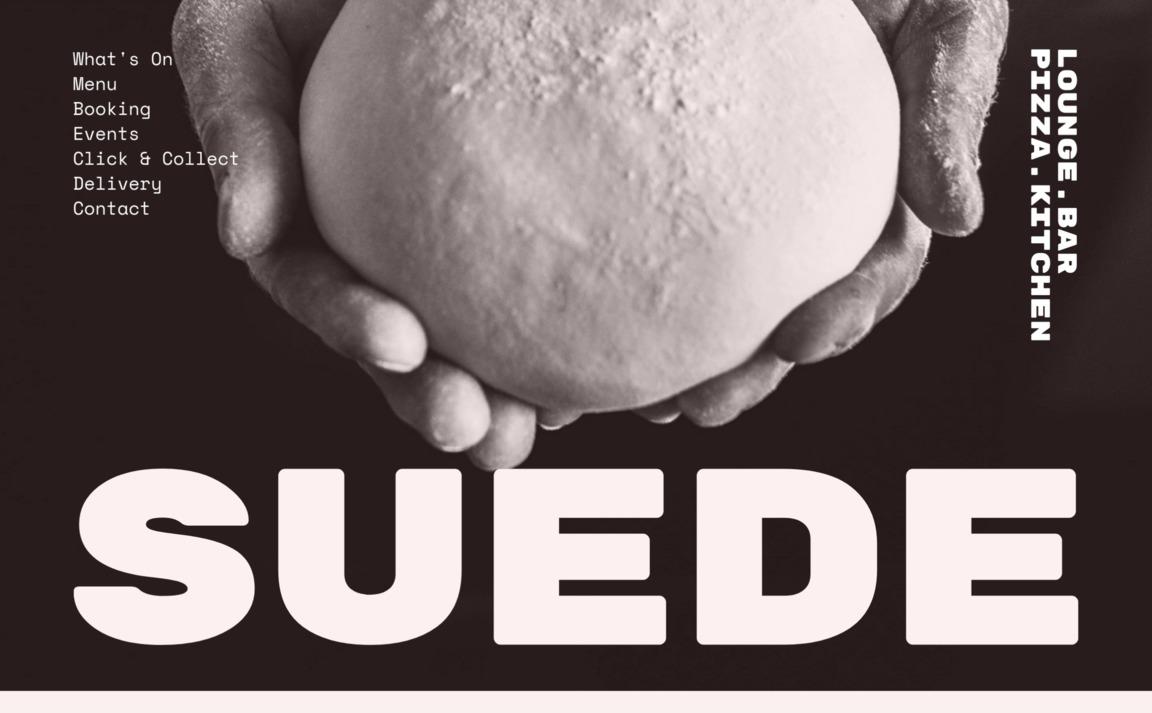 Suede Bar
