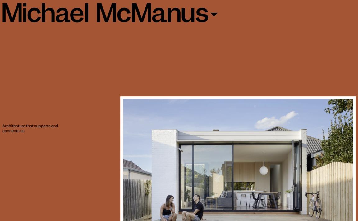 Michael McManus Architects