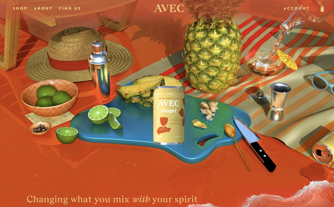 AVEC Drinks