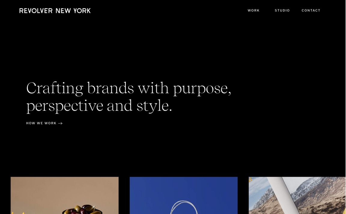 Revolver New York | Creative Agency & Bran…