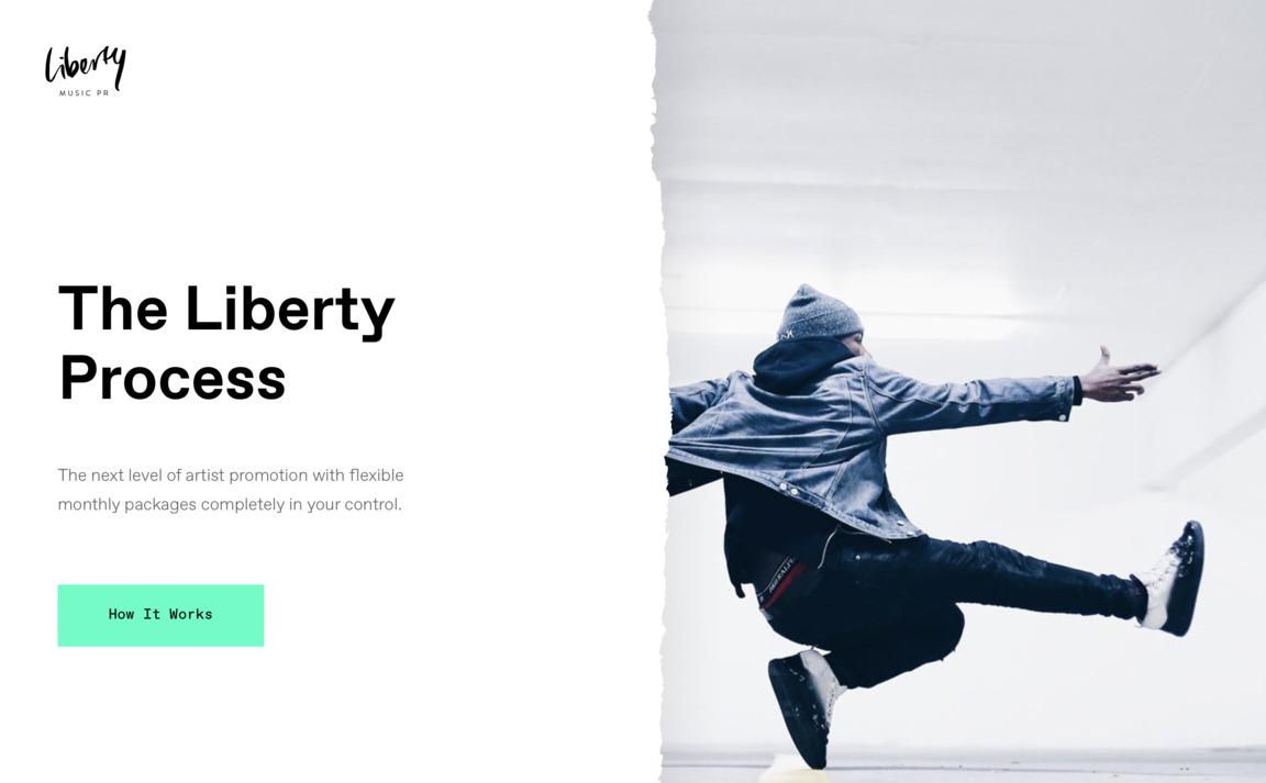 Liberty Music PR — The Liberty Process