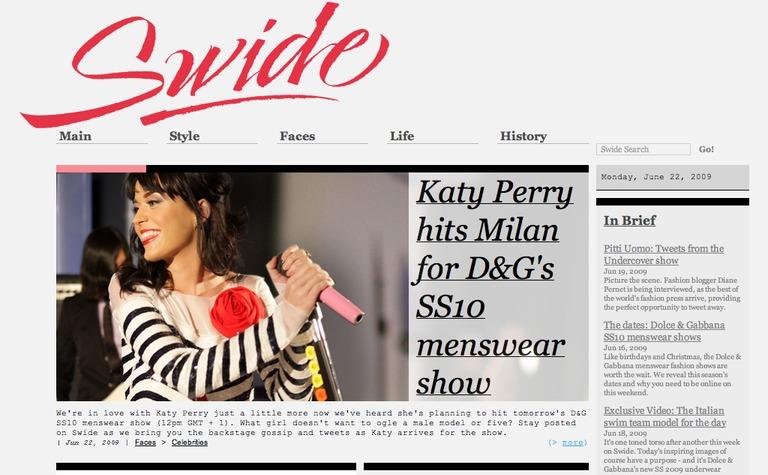Swide Magazine